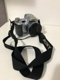 Sony Dsc-h50 + acessórios originais