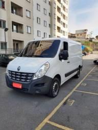 Título do anúncio: Van refrigerada Renault Master 2019