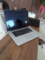 Macbook pro core i7 ssd 500gb ano 2012 (aceito trocas)