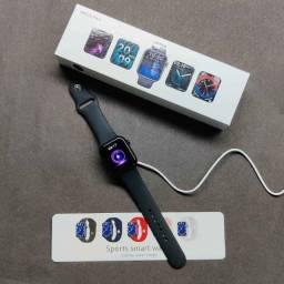 Smartwatch HW22 Pro Relógio Inteligente Lançamento 2021 + Pulseira Extra