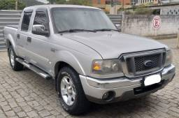 Título do anúncio: Ford Ranger Limited 2007 - 4x4 Turbo Diesel