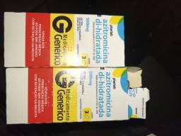 Azitromicina di-hidratada