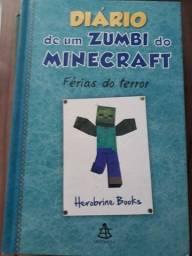 Livro Diário de um Zumbi do Minecraft 03