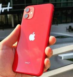 IPHONE 11 RED  NOTA