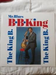 Título do anúncio: Disco Vinil Mr. Blues - B.B. King (seminovo)