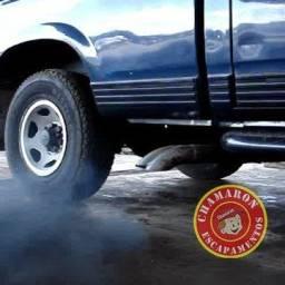 Título do anúncio: Escapamentos Camionetes