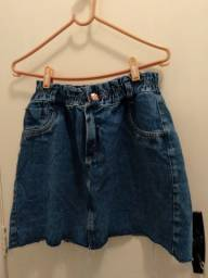 Título do anúncio: Vendo saia Jeans