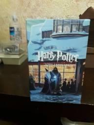Título do anúncio: Coleção com 7 livros Harry Potter por 119,00