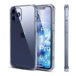Título do anúncio: capinha case hrebos transparente iphone 12 pro max
