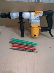 Martelete rompedor 10 kg Siga Tools 127v NOVO 1200w