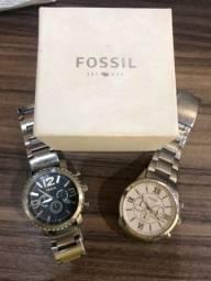 Título do anúncio: Relógios FOSSIL original