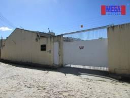 Casa com 2 dormitórios para alugar, 70 m² por R$ 750,00/mês - Coaçu - Eusébio/CE