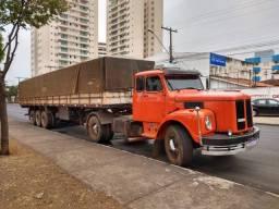 Vendo ou troco Scania Jacaré