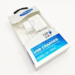 Samsung Carregador USB tipo C LED 3,1A CA-7055-C