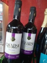 Título do anúncio: Vinho Seco Chalise