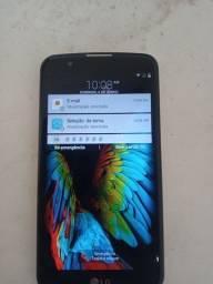 Celular LG k10 LTE . 16GB  -  funcionando