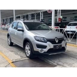 Título do anúncio: Renault Sandero Stepway Dyn 1.6 2018 Revisado / Garantia / Aceito Trocas!!!
