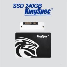 Título do anúncio: SSD 240 GB KingSpec Sata III