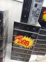 Título do anúncio: CPU Hp Compaq Core2duo DDR2