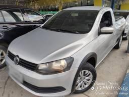 Volkswagen Saveiro CS 2014 67.000km Completa