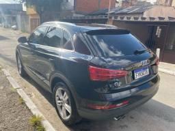 Audi Q3 Black Edition top de linha impecável