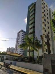 Apartamento com 2 dormitórios para alugar, 55 m² - Tirol - Natal/RN - AP0219