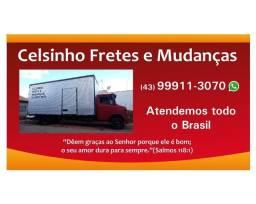 Título do anúncio: Fretes e mudanças para todo o Brasil