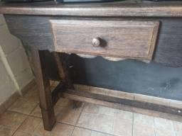 Título do anúncio: Aparador console madeira maciça rústico