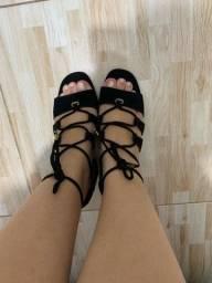 Sandália tamanho 39 (em perfeito estado)