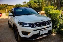 Título do anúncio: Jeep Compass  Longitude 2.0 Flex 2018 Top de Linha