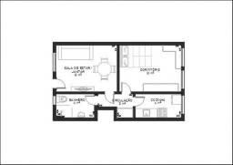 Apartamento à venda com 1 dormitórios em , São paulo cod:AP0145_FIRMI
