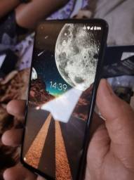 Moto g9 plus 128 Gb pego iPhone 7 plus ou 8