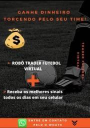 Título do anúncio: Robô trader futebol virtual + sinais todos os dias - bet365