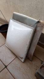 Título do anúncio: Domos Claraboia Telhado Acrilico Branco Leitoso 60x60cm