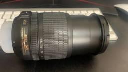 Lente Nikon 18-105 nunca usada