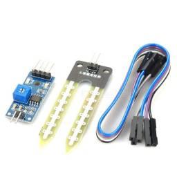 Sensor Detecção De Umidade Arduino