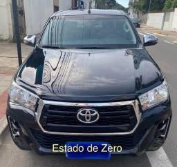 Toyota Hilux CD SRV 4x4 AUT. Flex MOD 2020