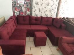 Sofá sofá sofá sofá sofá com chaise 1500