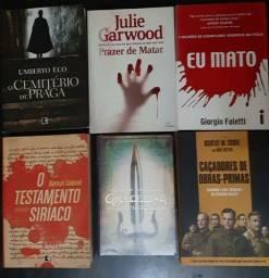 Promoção Livros Diversos R$ 10 cada