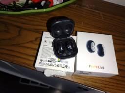 Fone de Ouvido Bluetooth Samsung Galaxy Buds Live