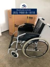 Título do anúncio: cadeira de rodas confortávelmente *