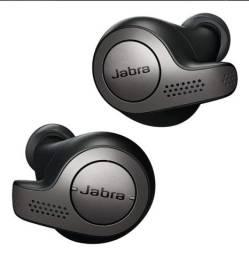 Fone de ouvido bluetooth Jabra Elite 65T (original/novo)