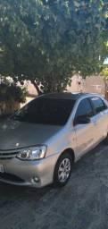 Toyota etios sedan (2015) 2021 pago