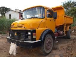 Vendo caminhão  1113  caçamba ano 1985