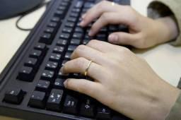 2 vagas home office web marketing - necessário computador com internet - ver descrição