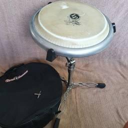 Título do anúncio: Conga Latin Percussion portátil! Oportunidade