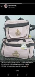 Kit com 2 bolsas infantil