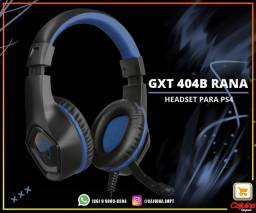Título do anúncio: Headset Gamer trust Gxt 404b Rana azul M21sd9sd21