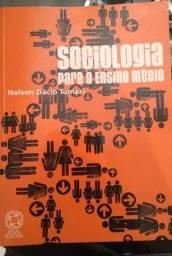 LIVRO DE SOCIOLOGIA PARA VESTIBULAR E ENEM (PLASTIFICADO)