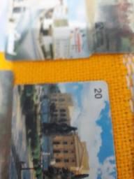 Linda Coleção  de Cartões Telefônico.